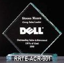 acrylic award sample - rrte-acr-901 small view